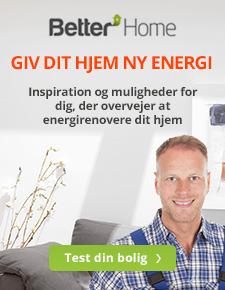 Better Home, ny energi til dit hjem