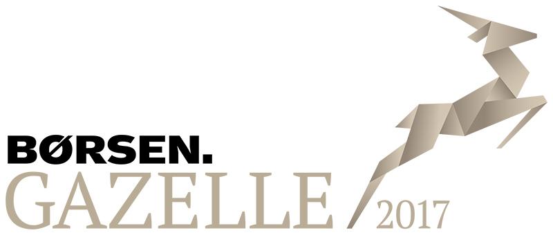 børsens gazelle prisen 2017 logo