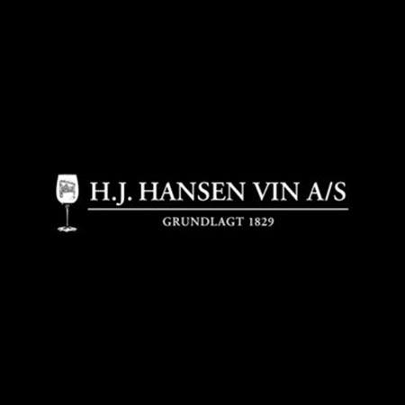 h j hansen vin a/s grundlagt 1829 logo