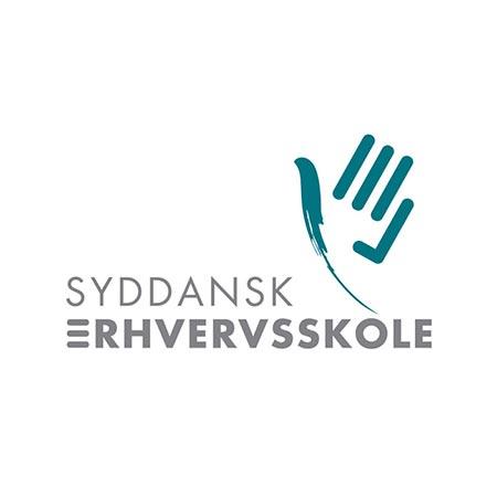 syddansk erhvervsskole logo sde