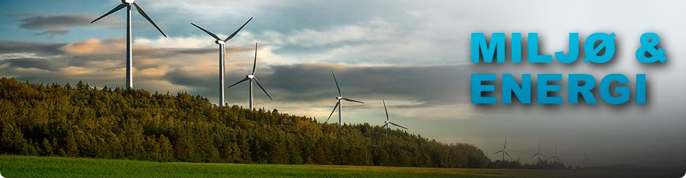 miljø og energi banner dansk vvs og miljø