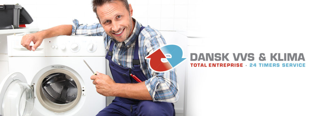 dansk vvs og klima slide logo mand