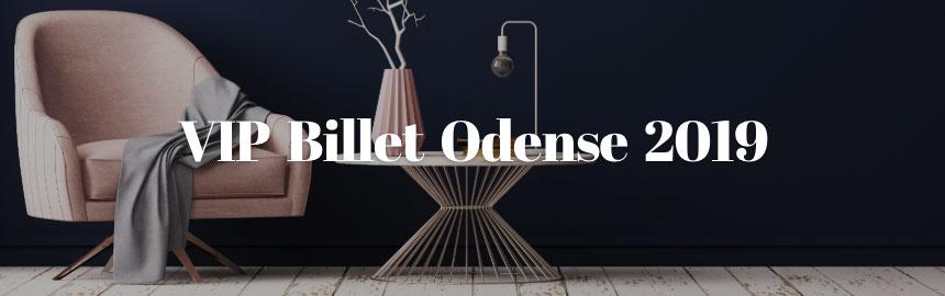 vip billet Odense 2019