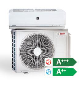 Bosch Compress 8000 AA varmepumpe luft luft
