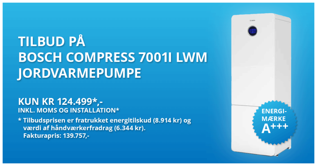 bosch compress 7001i lwm jordvarmepumpe