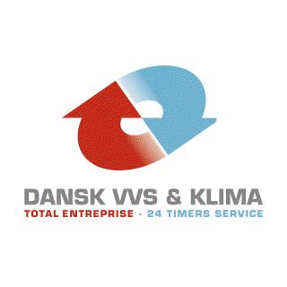 dansk vvs og klima logo